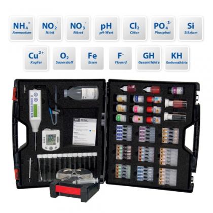 Söll Aqua Check Photometer 2 mit Indikatoren