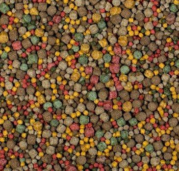 5-Sorten Koifutter Mix 3-6 mm