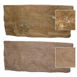 3D Rückwand Steinoptik - Stone Mountain 98x40x8,5 cm