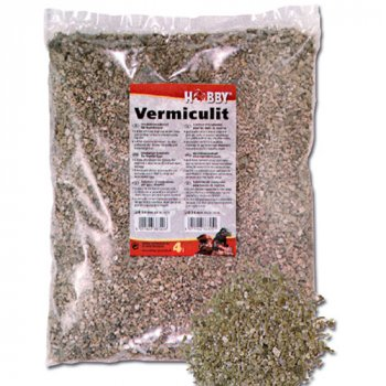 4L Vermiculit Inkubationssubstrat 0-4 mm