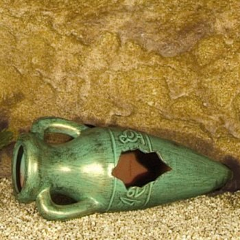 Amphore Bronze L 28 cm