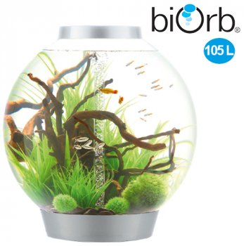 biorb classic 105 l kaltwasser komplett aquarium komplett aquarien. Black Bedroom Furniture Sets. Home Design Ideas