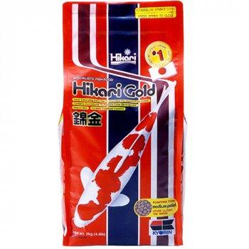 Hikari Gold Medium Koipellets