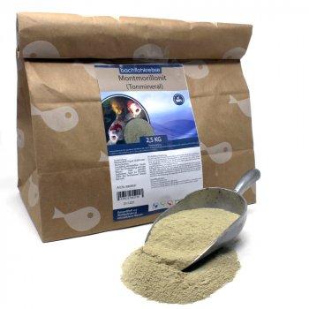 Calcium-Montmorillonit (Tonmineral) für Teichwaser 5 KG