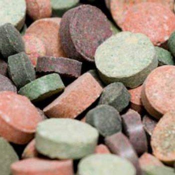 Tablettenmix aus 10 Sorten