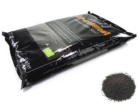 Environment Aquarium Soil Powder
