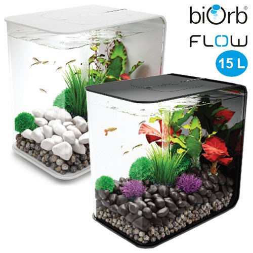 biorb flow 15 liter nano aquarium bei. Black Bedroom Furniture Sets. Home Design Ideas