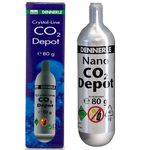 Dennerle nano co2 depot 80 g