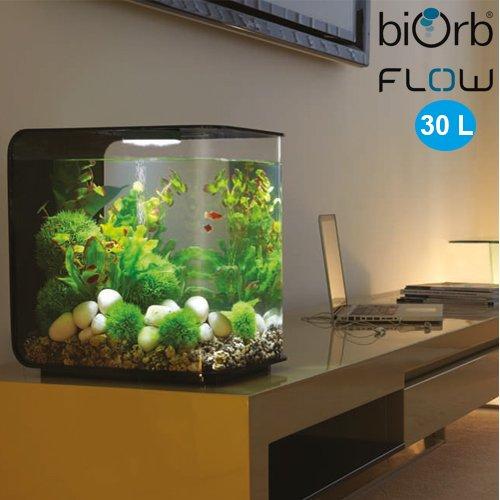 biorb flow 30 liter mit seidenpflanzen bei. Black Bedroom Furniture Sets. Home Design Ideas
