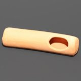 Röhrenhöhle für Zwergkrebse und Welse, klein 2 - 3,5 cm x 12 cm
