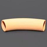 Wels- und Krebshöhle gebogen mittel 3 - 4,5 cm x 14 cm