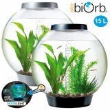 Baby biOrb Komplettaquarium 15L Moonlight Edition
