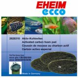 Eheim Aktivkohlevlies für Ecco, Ecco Comfort und Ecco Pro - 3 St