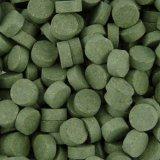 Hafttabletten mit 10% Spirulinaanteil