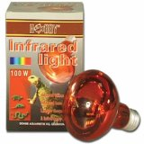 Infrared Light Infrarot W�rmelampe 75 Watt