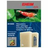 Eheim Filterpatrone für Aquastyle 16, 24,35 / Aquacorner - 2 Stü