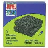 Kohleschwamm Juwel Standard / Bioflow 6.0 2er