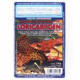 Spezialmenü für Harnischwelse (Loricariiden)  100g Frostfutter