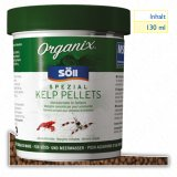 Söll Organix Spezial Kelp Pellets für Garnelen MSC 130 ml