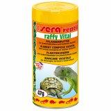 Sera Reptil Raffy Vital - Pflanzenfutter