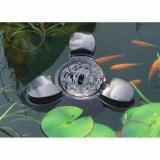 Aquaforte schwimmender skimmer mit pumpe Schwimmender skimmer mi