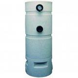 AquaForte Shower Filter mit Crystal Bio Media Shower Filter mit