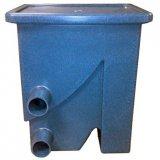 AquaForte Compactsieve II Pumpengespeister Siebbogenfilter Leerg