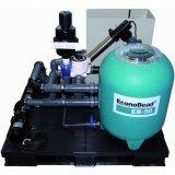 AquaForte Komplettes Econobead Filtersystem Komplettes EB50 Filt