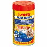 Sera Crabs Natural - Hauptfutter für Krebse - 100 ml