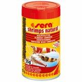 Sera Shrimps Natural - Hauptfutter 100 ml