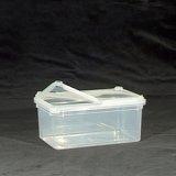 Transportbox mit Eckdeckel 1,3L