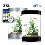 biUbe 35 Liter Aquarium Set mit Multicolour LED