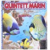 Quintett Marin - Frostfutter Mix für Meerwasserfische, 100 g