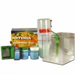 Artemia Zucht komplettsett