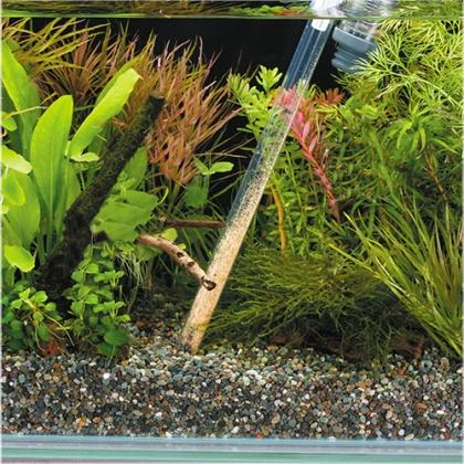 wie lange muss eine aquarium pumpe laufen