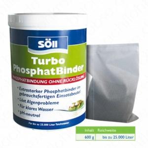 Phosphatbinder gegen das Algenproblem