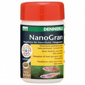 Beliebtes Futter für Nano-Fische